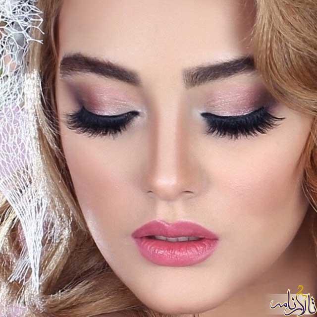 آرایشگاه عروس مینا گلکار اصفهان