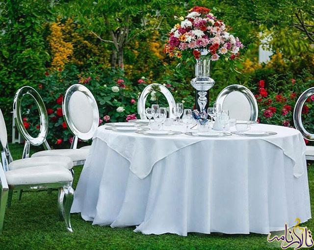 تشریفات عروسی الماس شیراز