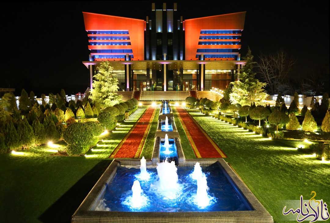 تالار الماس غرب شهریار