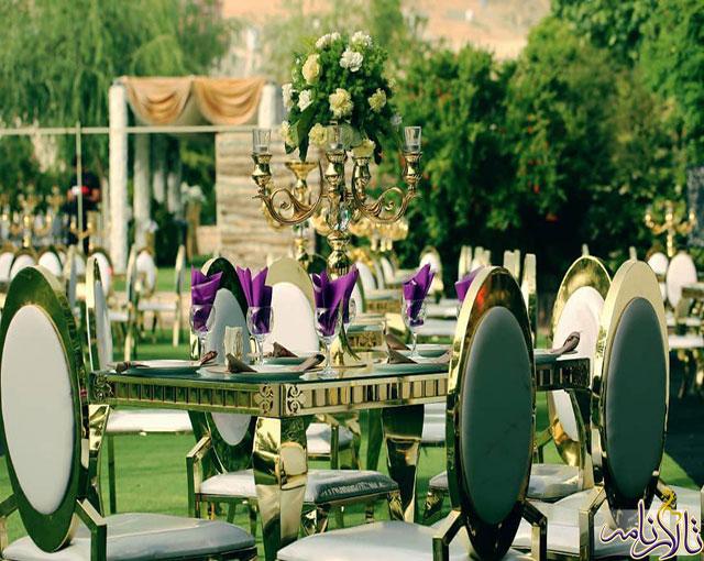 تشریفات عروسی حورا شیراز