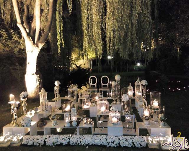 باغ تالار شنتیا اصفهان