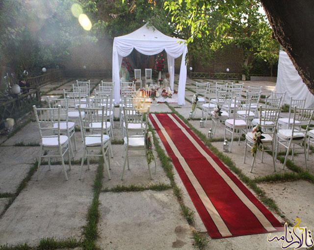 تشریفات عروسی داماد تهران