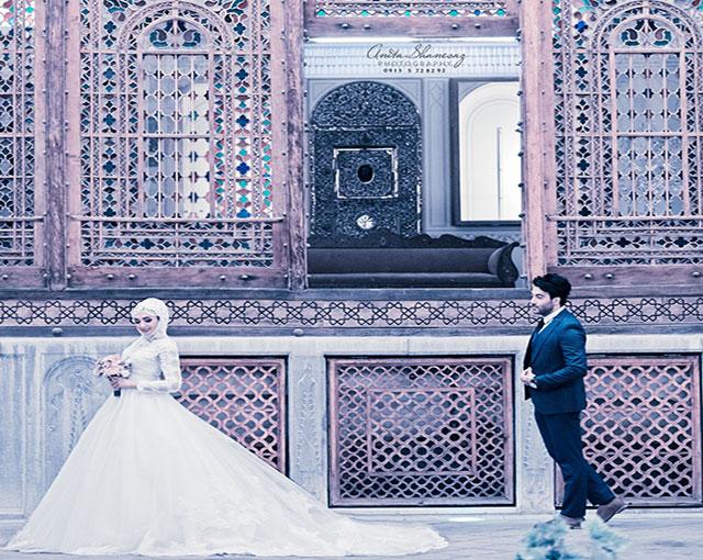 آتلیه آنیتا شانه ساز اصفهان