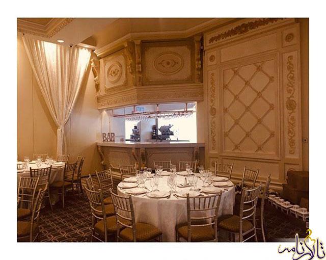 تالار عروسی دژ کرج