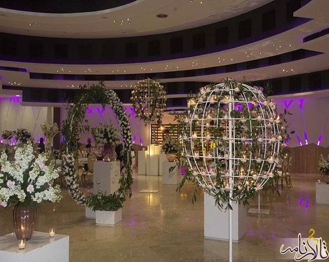 باغ تالار سورینو (گرمدره) تهران