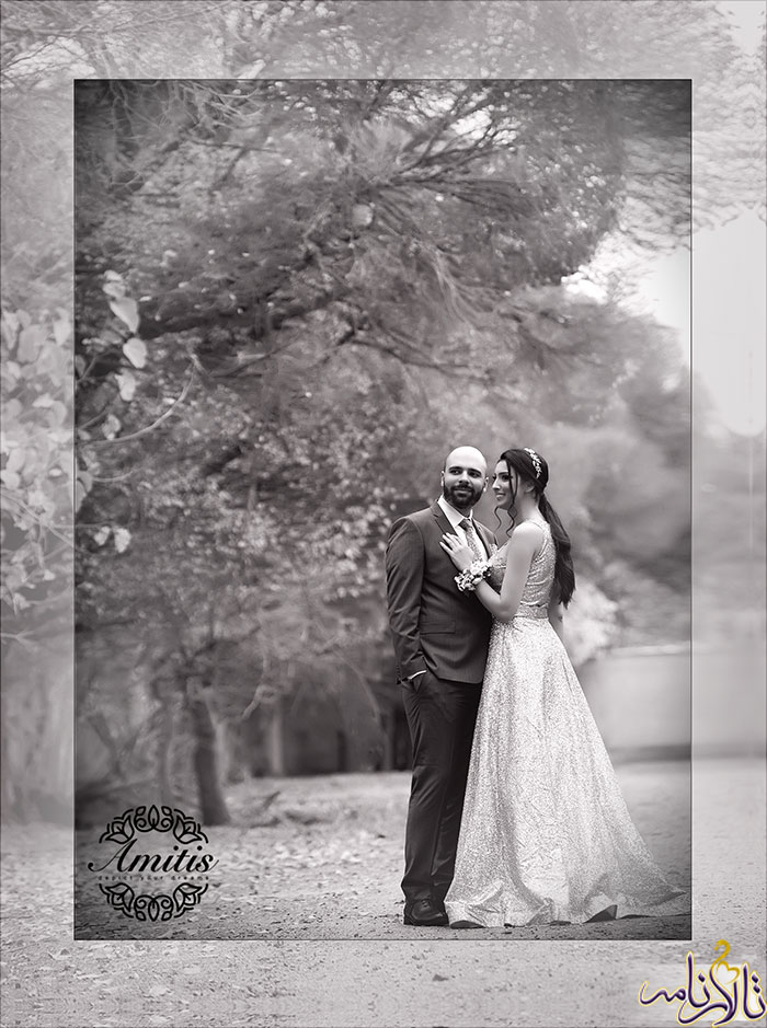 آتلیه عروس آمیتیس تهران