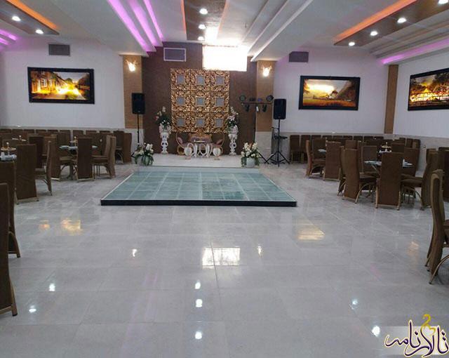 تالار عروسی طلایی (خمینی شهر) اصفهان