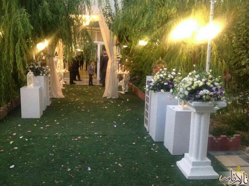 تشریفات عروسی سیروان کرج