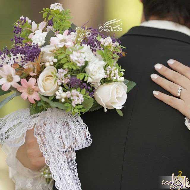 آتلیه مذهبی عروسی قاب ماندگار تهران