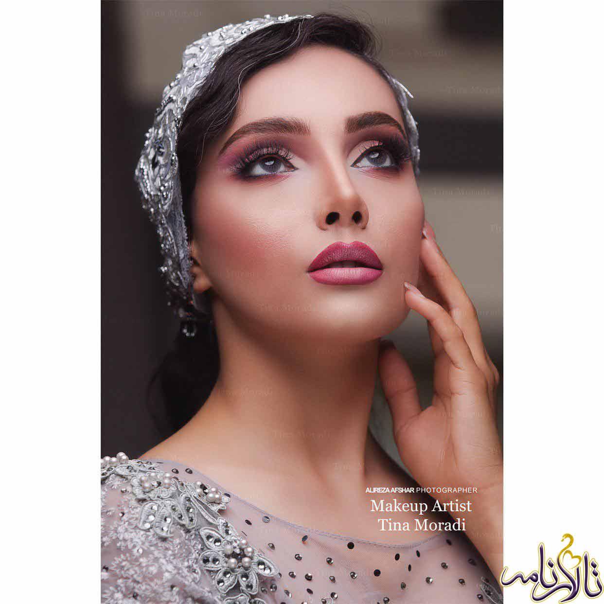 سالن زیبایی تینا مرادی اصفهان