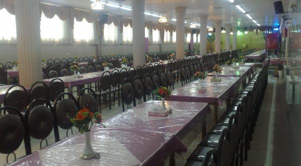 تالار عروسی پیوند دلها فلاورجان