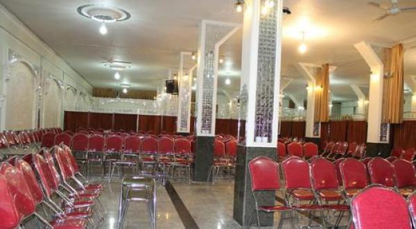 تالار پذیرایی رضوی اصفهان