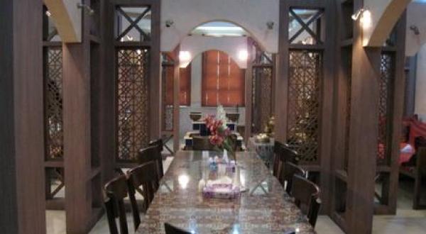 تالار پذیرایی سنگبران اصفهان