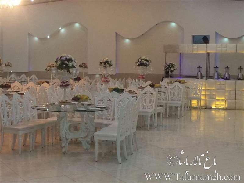 باغ تالار پاشا تهران